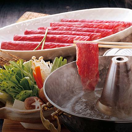 Fresh meat & hot pot