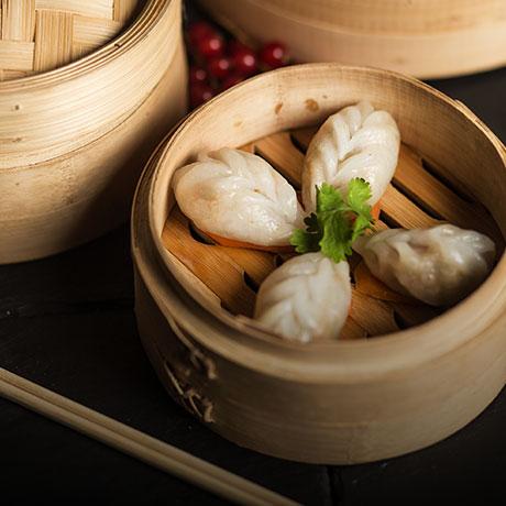 Dim sum and dumpling
