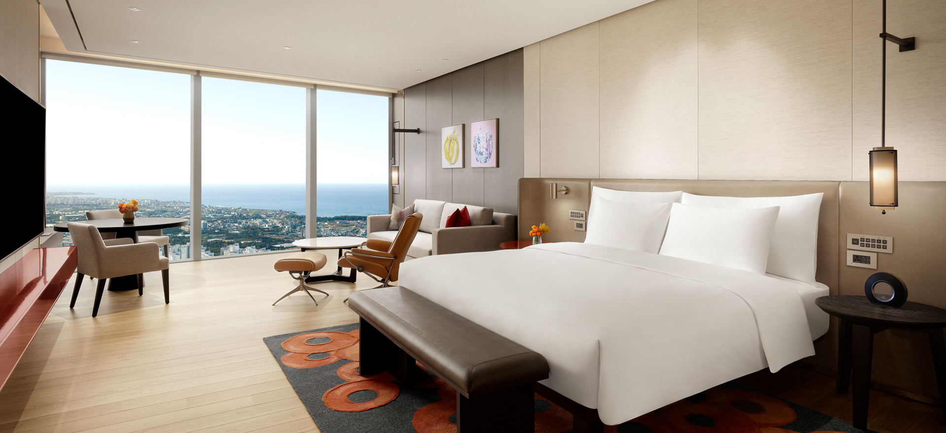 The Grand Hyatt Jeju Hotel Early Bird Special - Up to 20% OFF